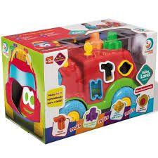 Brinquedo Educativo Baby Land Dino Bombeirinho Com B Cardoso Toys Multicor