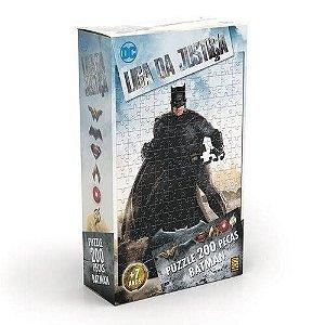 Quebra Cabeça 200 Peças Batman Grow