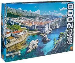 Grow - Dubrovnik Quebra-Cabeças 2000 Peças