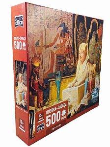Egito Antigo - Quebra Cabeça 500 peças