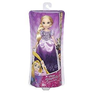 Boneca Princesas Disney Classica Rapunzel Hasbro