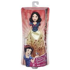 Boneca Princesas Disney Classica Branca de Neve Hasbro