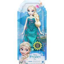 Brinquedo Boneca Frozen Fever Elsa Hasbro