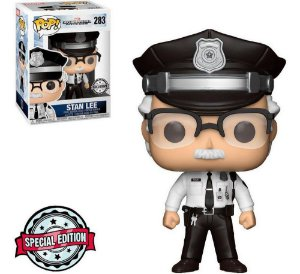 FUNKO Pop Movies WMT Stan Lee Police Uniforma Funko 283