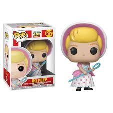 FUNKO POP!: Toy Story - Bo Peep 517