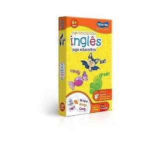 Jogo Da Memória Educativo Aprendendo Inglês Didático Toyster