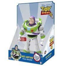 Boneco Buzz Lightyear Sem Som Disney-pixar Multicor
