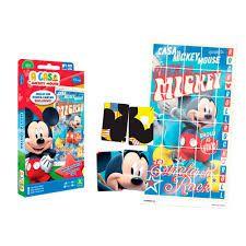 Monta Pôster Copag Mickey