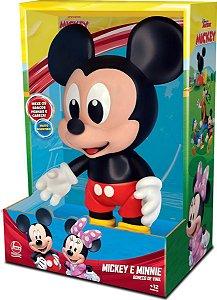 Boneco Mickey Baby, Lider Brinquedos, Pto/vermelho Lider Brinquedos Pto/vermelho