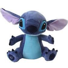 Pelúcia Stitch com Som Tam. 30cm