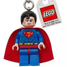 Chaveiro Super Heroes Superman - Lego