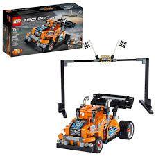 LEGO Technic Caminhão de Corrida, Kit de Construção (227 peças) 42104