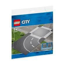Lego City Curva E Cruzamento 60237 Lego Diversas