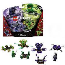Lego Ninjago Spinjitzu Lloyd Vs. Garmadon 70664 Lego Diversas