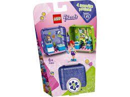 Lego 41403 Friends - Cubo de Brincar da Mia