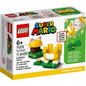 Lego Super Mario Pack Power-Up - Mario Gato 71372