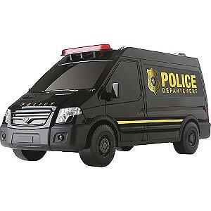 Supervan Police Roma Jensen Preto