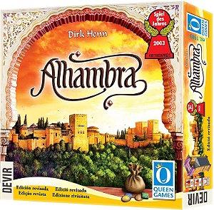 Alhambra Edição Revisada, Devir
