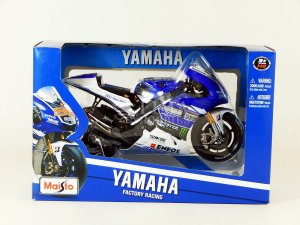Gp Yamaha Factory No 99 1/10 Maisto 31404/10160