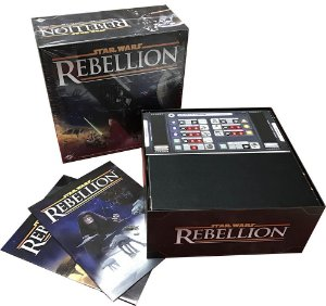 Organizador para Stars Wars Rebellion
