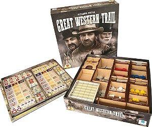 Organizador para Great Western Trail