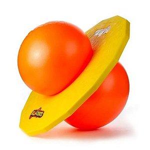 Pogobol Amarelo/Laranja, Brinquedos Estrela, Multicor
