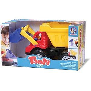 New Tandy Tractor Cardoso Amarelo/Vermelho/Azul
