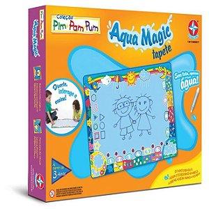 Brinquedos Estrela Aqua Magic Tapete, Multicolorido