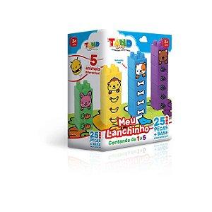 Tand Kids Meu Lanchinho Contando de Toyster Brinquedos