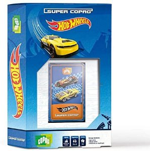 Super Copag Hot Wheels