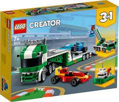 LEGO Creator - Transportador de Carros de Corrida - 31113