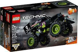 LEGO Technic - Monster Jam - Grave Digger - 42118