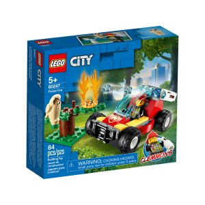 Lego CITY Fogo Florestal 60247