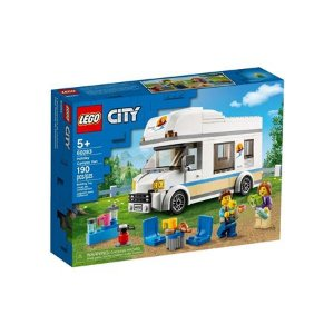LEGO City - Trailer de Férias - 60283