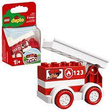 LEGO Duplo - Caminhão dos Bombeiros - 10917