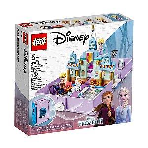 LEGO Disney - Frozen 2 - Aventuras do Livro de Contos - Anna e Elsa - 43175