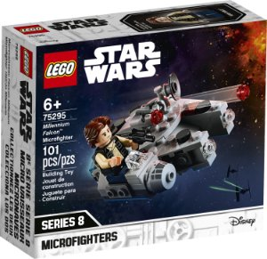 LEGO Star Wars - Microfighter Millennium Falcon - 75295