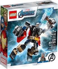 LEGO Avengers - Armadura Robô de Thor - 76169