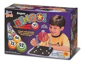 Jogo de Bingo Infantil Mimo Toys