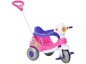 Triciclo Lelecita - Calesita Rosa