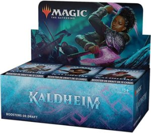 Magic The Gathering Kaldheim Caixa de Booster de Draft - 36 pacotes