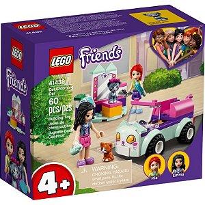 LEGO Friends - Cabeleireiro Móvel para Gatos - 41439