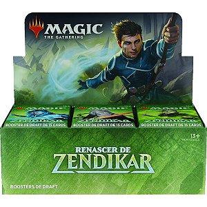 Set Booster Box - Renascer de Zendikar / Zendikar Rising
