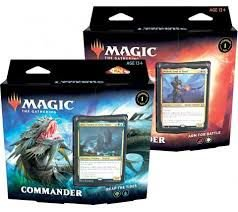 Commander Deck Commander Legends (set of 2 decks)