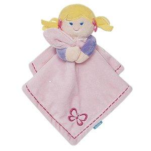Naninha My Doll Loira - Rosa - Buba