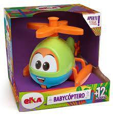 Brinquedo Babycóptero Helicóptero Bebê