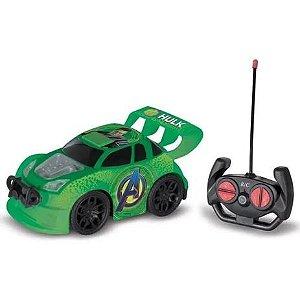Carro Hulk Mimo Brinquedos - Linha Esportiva, Verde