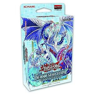 Deck Estrutural Yu-Gi-Oh! Correntes Glaciais Cards Konami