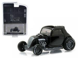 Dragster - Topo de Combustível Alterado - Black Bandit - Série 14 - 1:64 - Greenlight