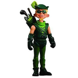 Green Arrow - Arqueiro Verde - Mad - Dc Comics
